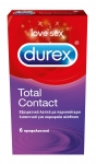 DUREX-TOTAL CONTACT*6