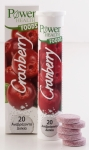 POWER HEALTH-FOODS CRANBERRY  20EFF