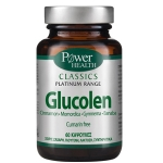 POWER HEALTH-CLASSICS PLATINUM RANGE GLUGOLEN 60 ΚΑΨΟΥΛΕΣ