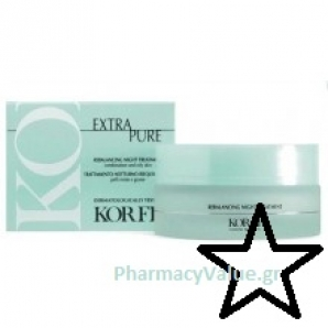 KORFF-EXTRA PURE REBALANCING NIGHT TREATMENT 50ML