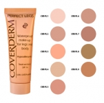 COVERDERM PERFECT LEGS SPF16 NO4