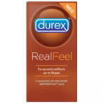 DUREX-REAL FEEL*6