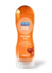 DUREX-PLAY MASSAGE GUARANA GEL 200ML