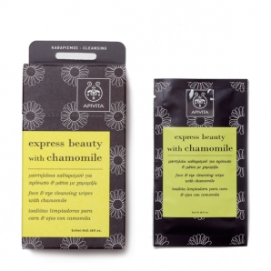 APIVITA-CLEANSING TISSUES 2-1 WITH CHAMOMILE / ΤΕΜΑΧΙΟ
