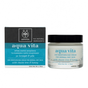 APIVITA-AQUAVITA CR.NORMAL-DRY 50ML