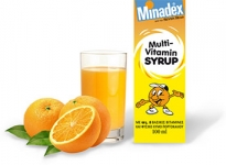 MINADEX MULTI-VITAMIN ΣΙΡΟΠΙ 100ML