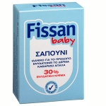 FISSAN BABY ΣΑΠΟΥΝΙ+ΚΡΕΜΑ 100GR