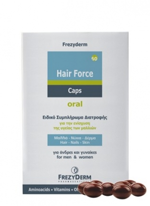 FREZYDERM HAIR FORCE CAPS