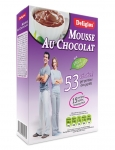 DELIGIOS-MOUSSE CHOCOLATE  200GR