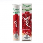 POWER HEALTH-FOODS ΡΟΔΙ  20EFFERVESIVE TABS