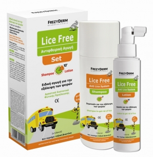 FREZYDERM-LICE REP SET