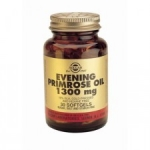 SOLGAR EVENING PRIME ROSE OIL 1300MG SOFGELS 30S