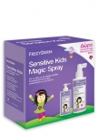 FREZYDERM-SENSITIVE KIDS magic spray+shampoo