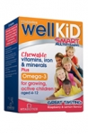 VITABIOTICS WELLKID 30TBS