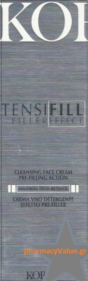 KORFF-TENSIFILL CLEANSING FACE CREAM 150ML