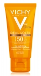 VICHY-SUN GEL FACE BRONZE SPF50   50ML