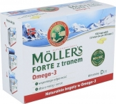 MOLLERS FORTE (BLISTER) 150 CAPS