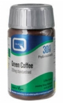 QUEST GREEN COFFEE  EXTRACT 200MG  30 tabs