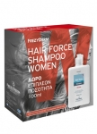 FREZYDERM HAIR FORCE SHAMPOO WOMEN 200ml+100ml